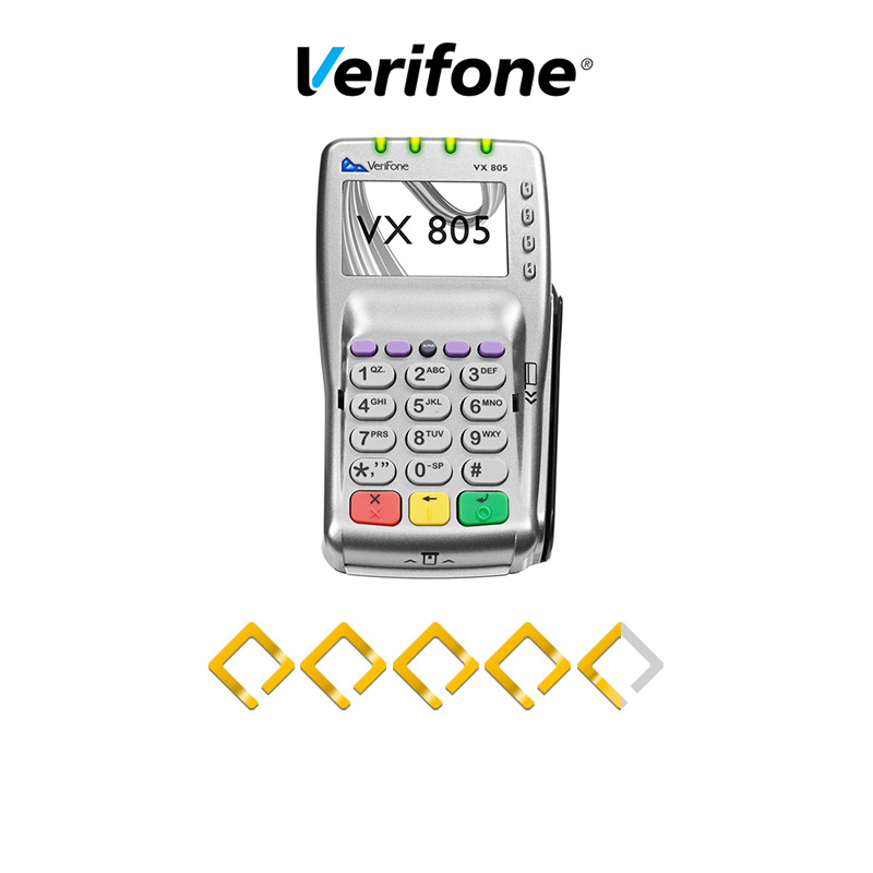 VeriFone VX 805 - Preferred Payments