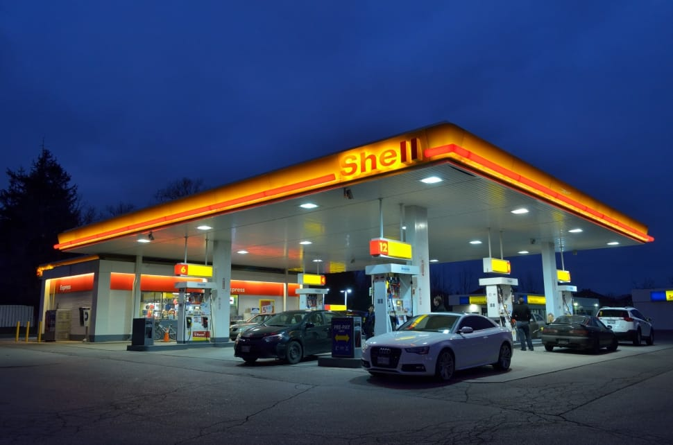 gas station credit card processing